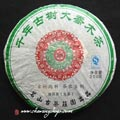 2012 Myanmar - Beyond The Small Mengsong Mountain Gushu Xiao Bing 200g