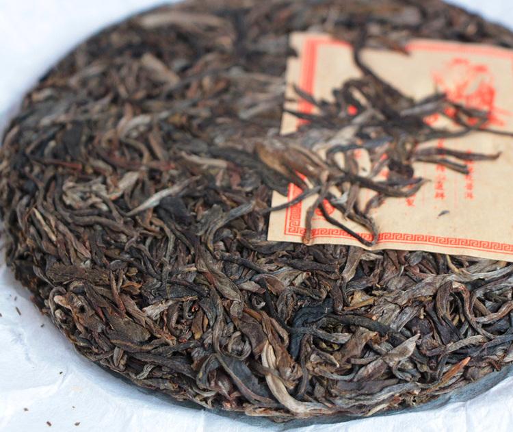 2013 Chawangpu Bada Zhang Lang Xiao Bing Cha 200g